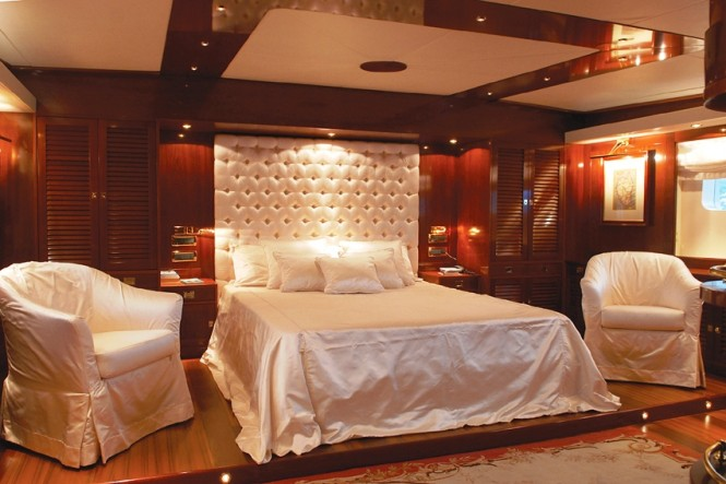 Ariete Primo Master Stateroom